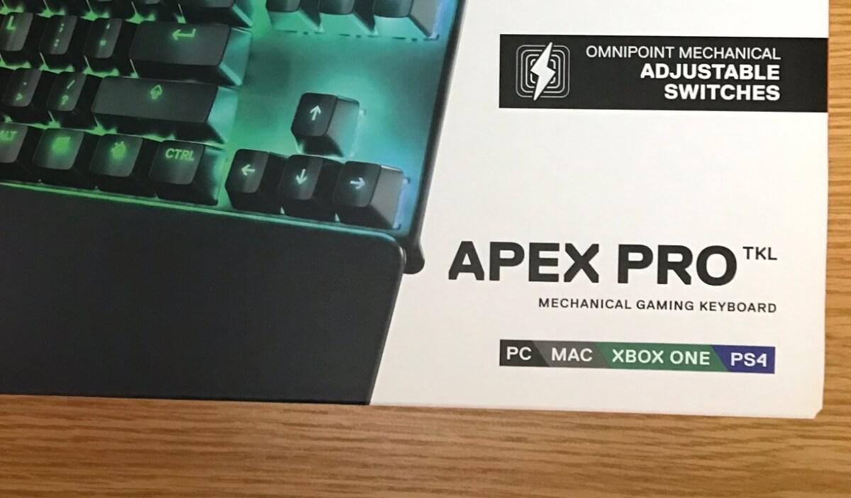 Apex Pro TKL対応機種