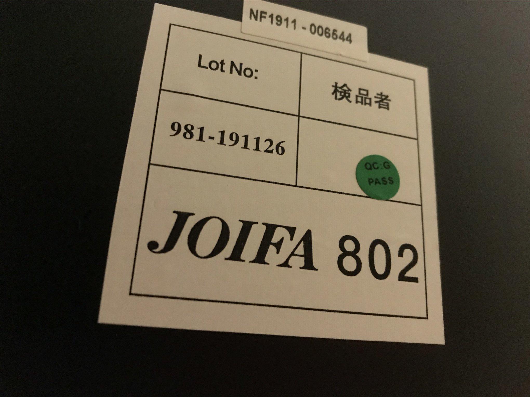 JOIFA802