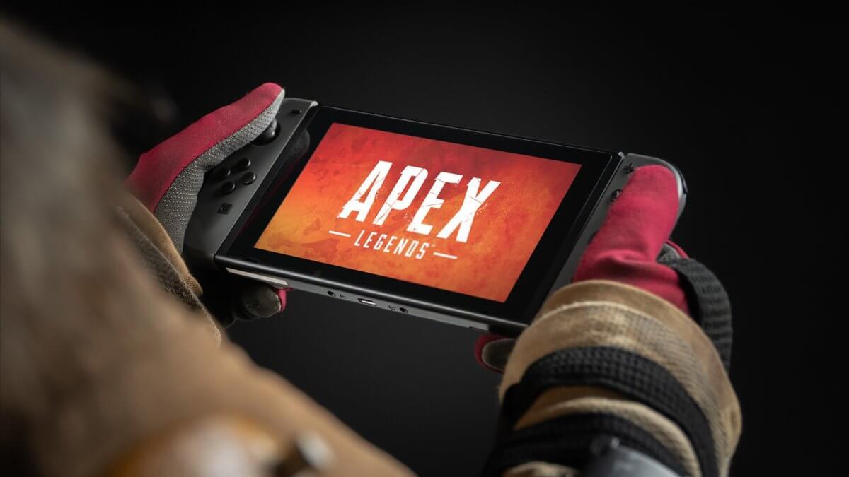 スイッチ版APEX