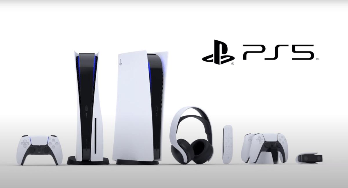 PS5と周辺機器