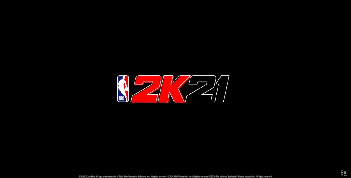 NBA 2K21タイトル