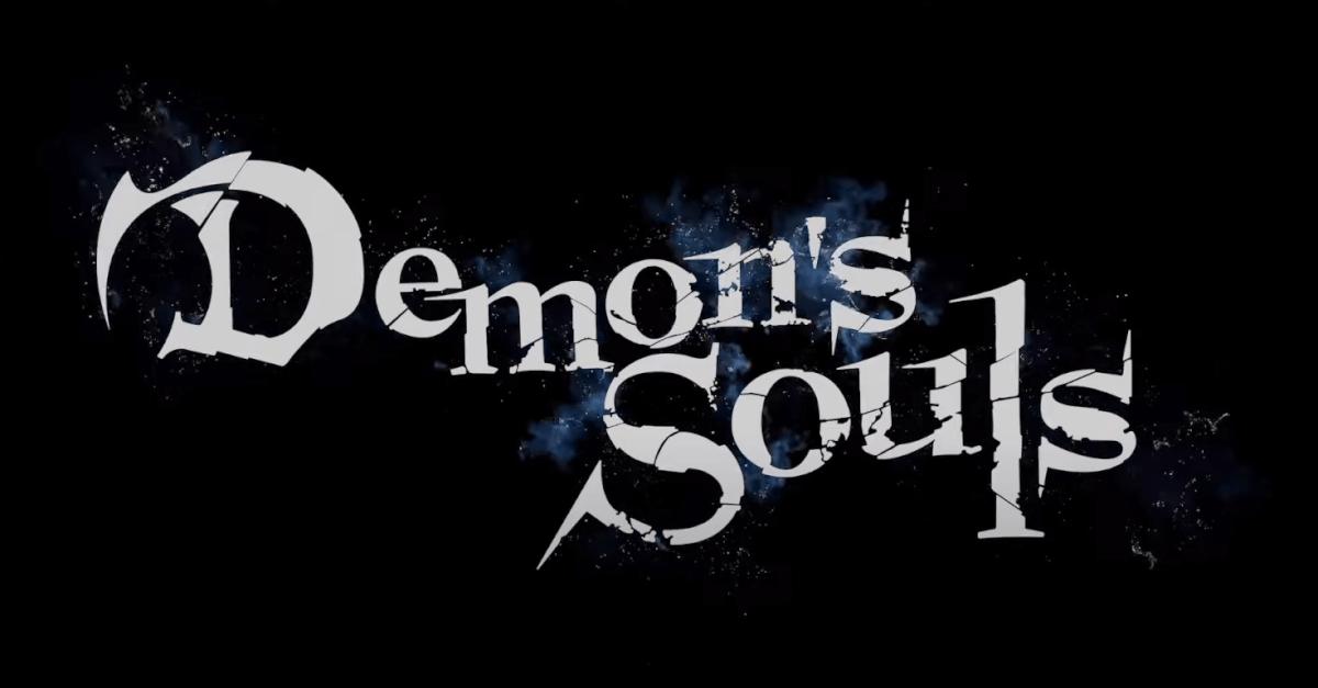 Demons Soulsタイトル