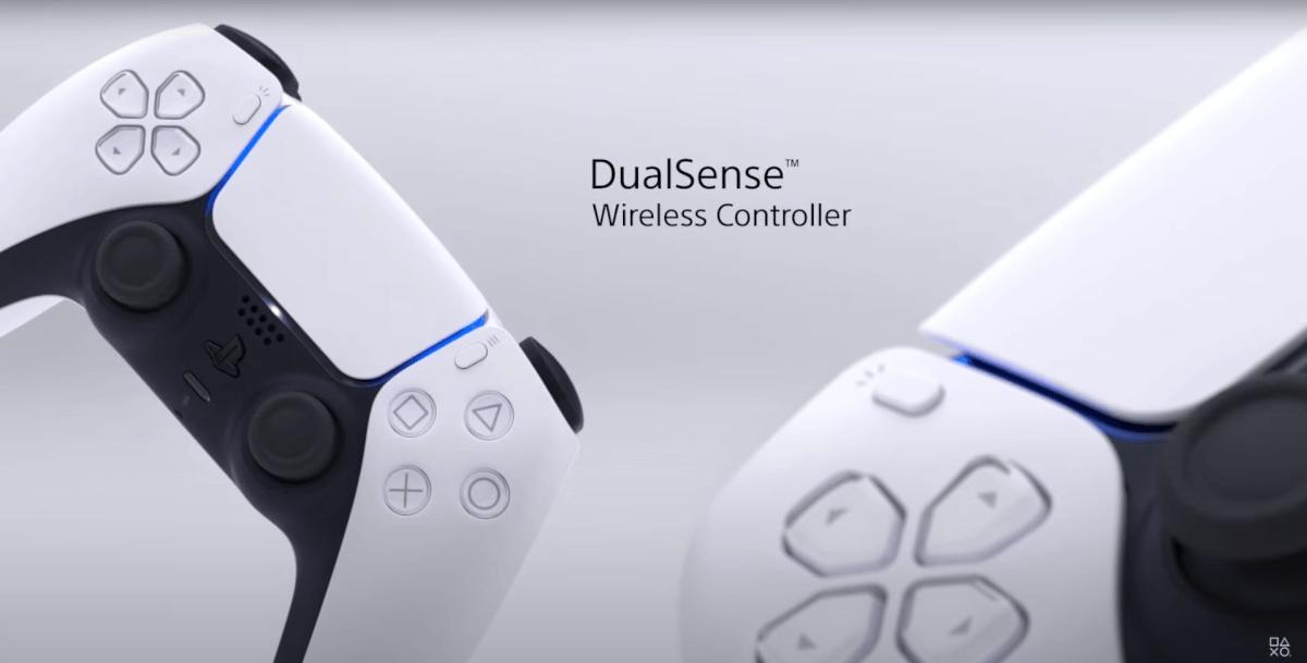 PS5コントローラーDualSense