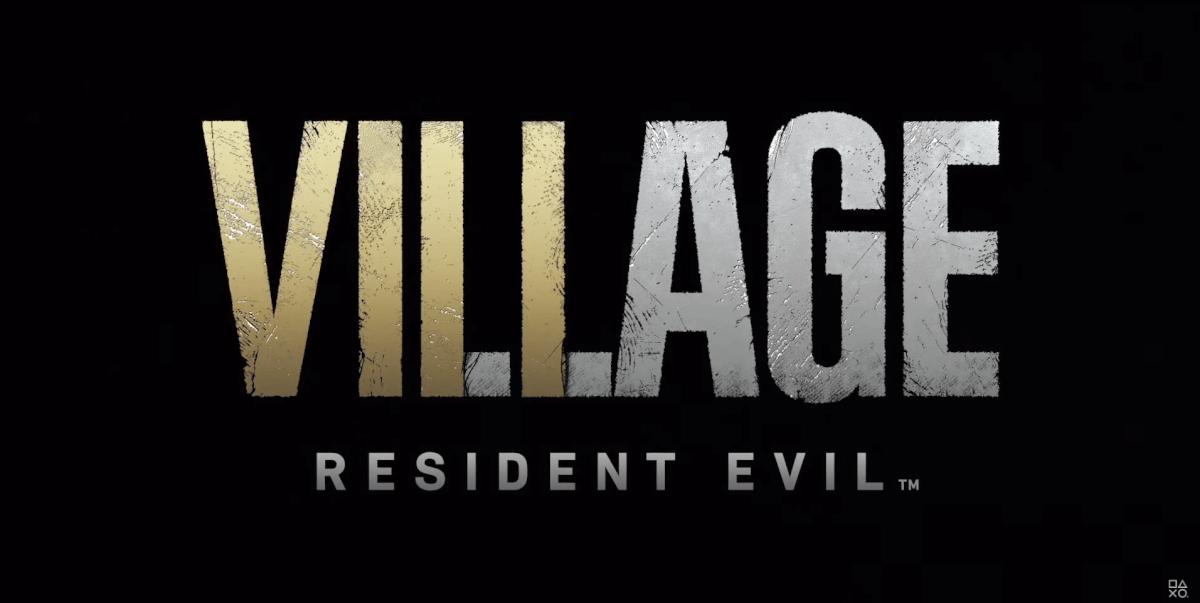 バイオハザード8(resident Evil 8)タイトル
