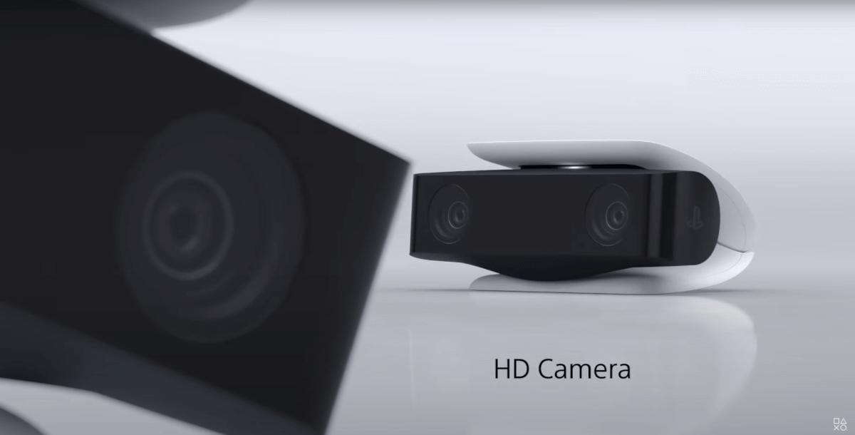 PS5のHDカメラ