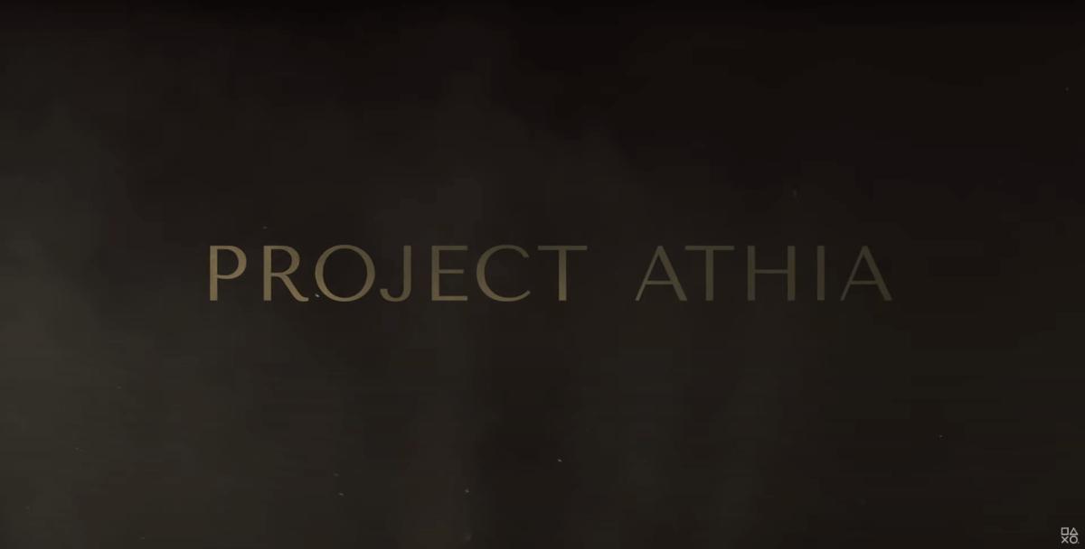PROJECT ATHIAタイトル
