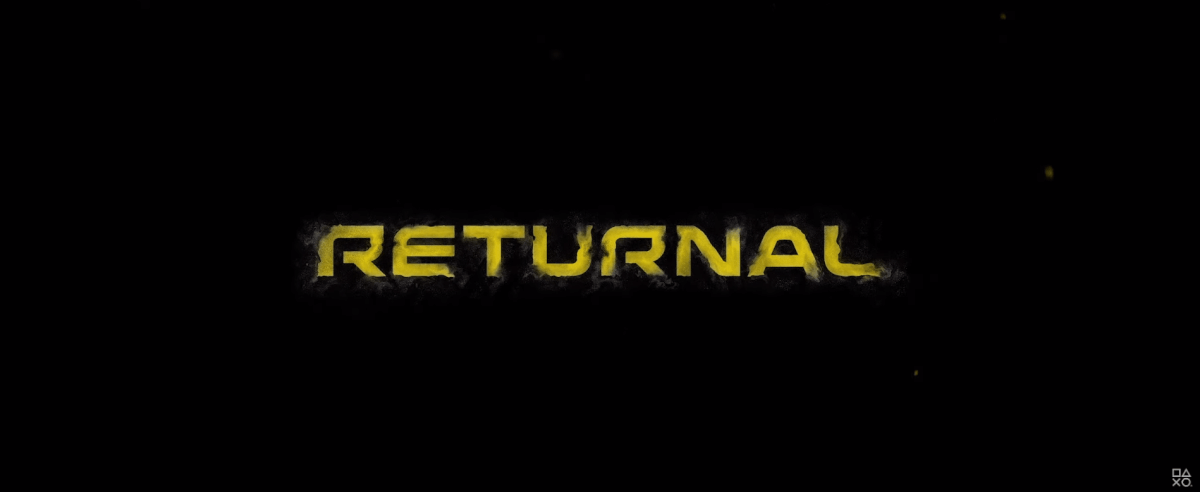 RETURNALタイトル