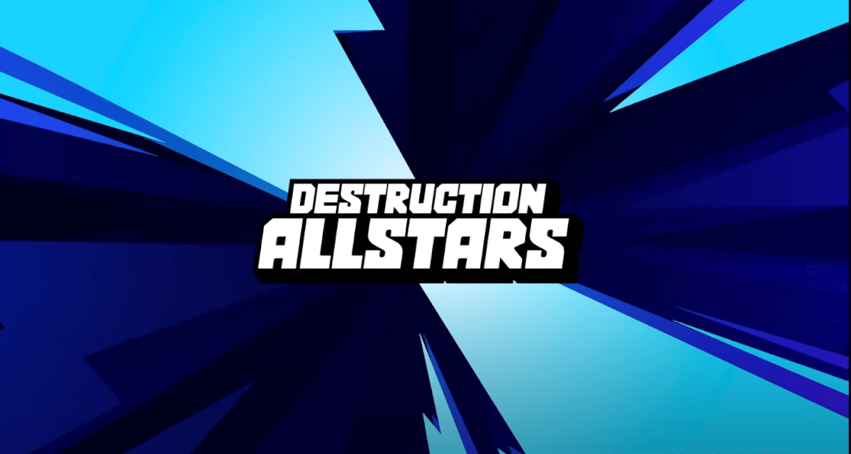 DESTRUCTION ALLSTARSタイトル