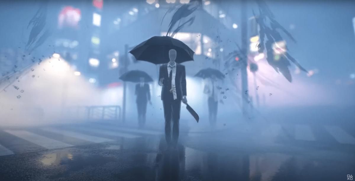 GHOSTWIRE TOKYOのホラーリーマン