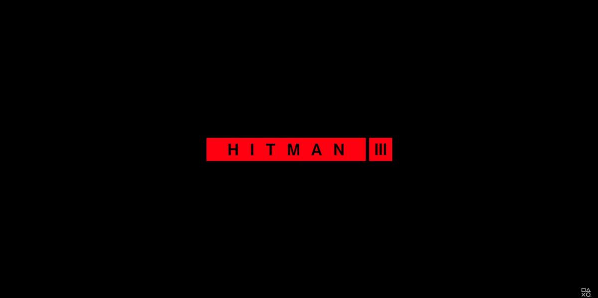 HITMAN Ⅲタイトル