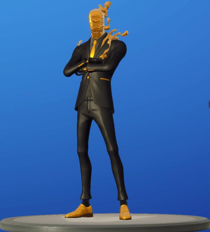 金色のカオスダブルエージェント