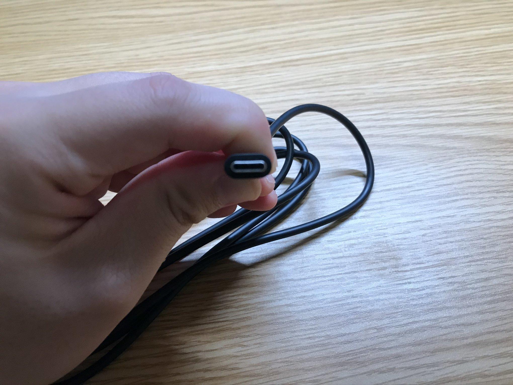 ロジクールG PRO X WIRELESS充電ケーブル